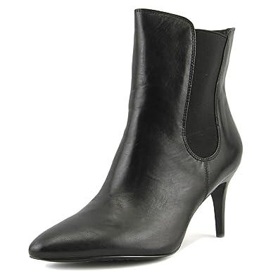 Lauren Ralph Women's pashia-BO-DRS Leather Ankle-High Boot