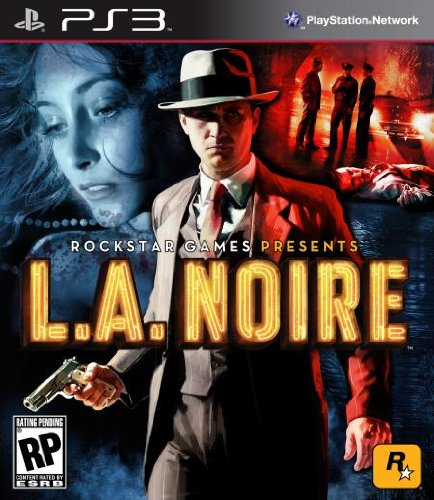 Buy L A Noire (PS3) Online at Low Prices in India | Rockstar