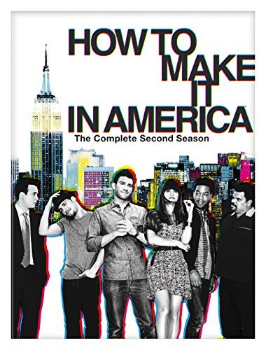 How to Make It in America: Complete Second Season [DVD] [Region 1] [US Import] [NTSC]