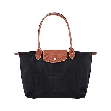 32df7bf261b sac shopping grandes anses Pliage TAILLE S - Dimensions   28x25x14 cm   Amazon.fr  Vêtements et accessoires