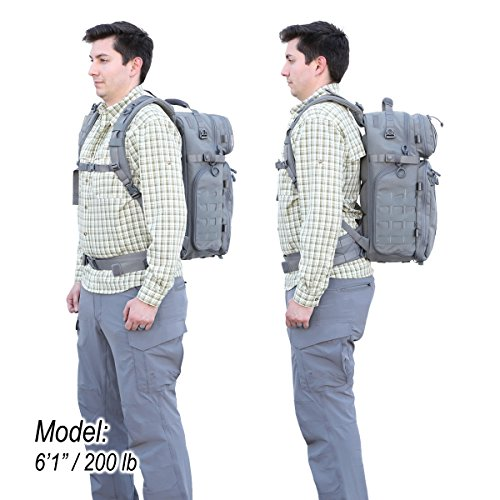 f85d2b5a3dd Vanquest TRIDENT-31 Backpack - Import It All