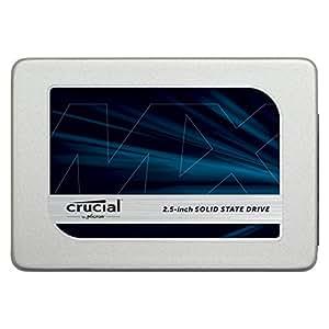 Crucial CT275MX300SSD1 MX300 - Disco duro sólido interno SSD de 275 GB (3D NAND, SATA, 2.5 pulgadas)