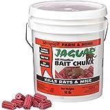 MOTOMCO Jaguar Mouse and Rat Bait Chunx/Pail