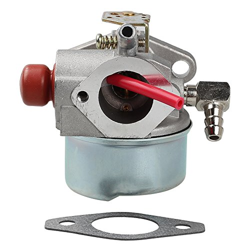 Milttor LV195EA Carburetor for Tecumseh 640271 640350 640303 LEV100 LEV105 LEV120 LV195XA Carb Engine Lawn Mower by Milttor