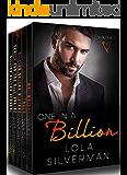 ONE IN A BILLION: Bundle of 5 Billionaire Romance Books (Boxset 2)