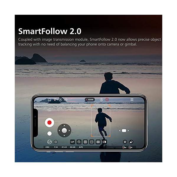 Zhiyun WEEBILL S Stabilizzatore Gimbal Palmare A 3 Assi Per Fotocamere Mirrorless, Smartphone, Motore Migliorato Del 300% Rispetto A Zhiyun Weebill Lab, Supporto Massimo 3 Kg (Pacchetto Standard) 3 spesavip