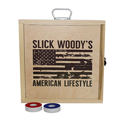 Slick Woodys SW American Lifestyle Washer Toss Game by Slick Woodys