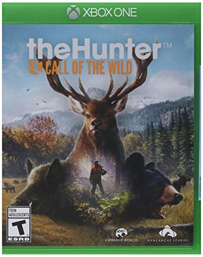 Hunting Games For Xbox 1 : Nordic games the hunter call of wild xbox one flyers