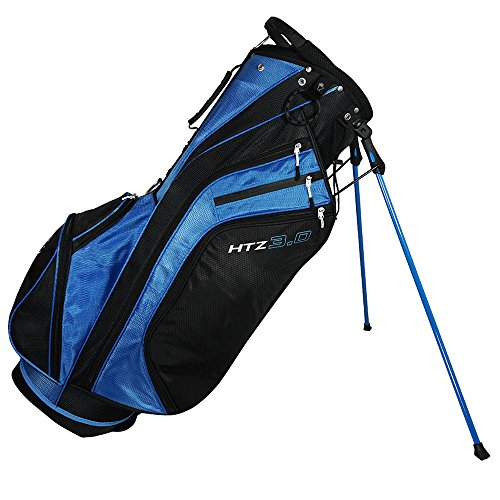 Deep Stand - Hot-Z Golf 2018 3.0 Stand Deep Sea Blue Bag