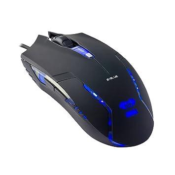 E-blue Cobra Junior - Ratón (Óptico, USB, 1600 DPI, 130