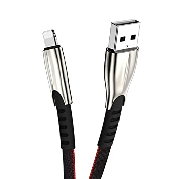 BAIYI Cable De Datos para El Cargador USB para Apple iPhone ...