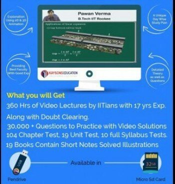 micro sd karte test 2020 Kaysons JEE 2020 Main & Advanced PCM by IITians with 17 years of