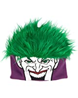 DC Comics The Joker Flair Hair Beanie