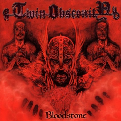 CD : Twin Obscenity - Bloodstone (Asia - Import)
