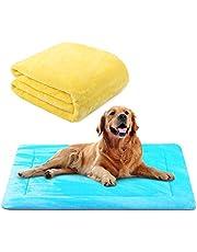 Hero Dog Coussin pour Chien Grande Taile Lavable, Tapis Panier de Antidérapant, Doux Lit Chien