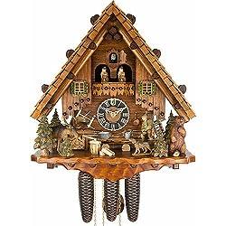 Cuckoo Clock Hunter's House