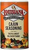 Louisiana Fish Fry Products Cajun Seasoning, 8-Ounce Shakers (Pack of 12)