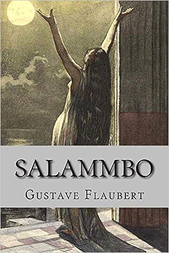 Book Salammbo