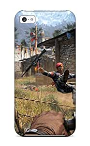 Far Cry 4 Awesome High Quality Iphone 5c Case Skin 9677611K89696012