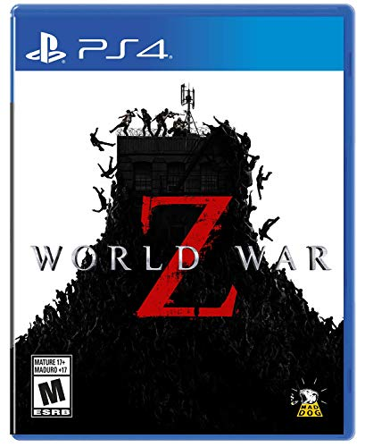World War Z - PlayStation 4 (Best World War 2 Computer Games)