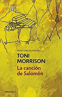 La canción de Salomón par Toni Morrison