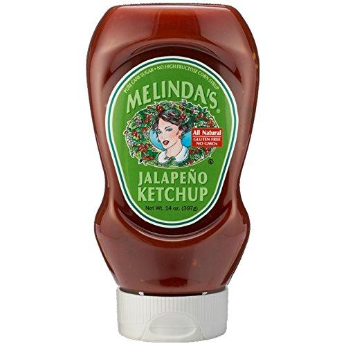 Melinda's Jalapeno Ketchup - 14 oz (Jalapeno Melindas)