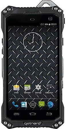 GETNORD ONYX. Un resistente teléfono con carcasa de metal. IP68 ...