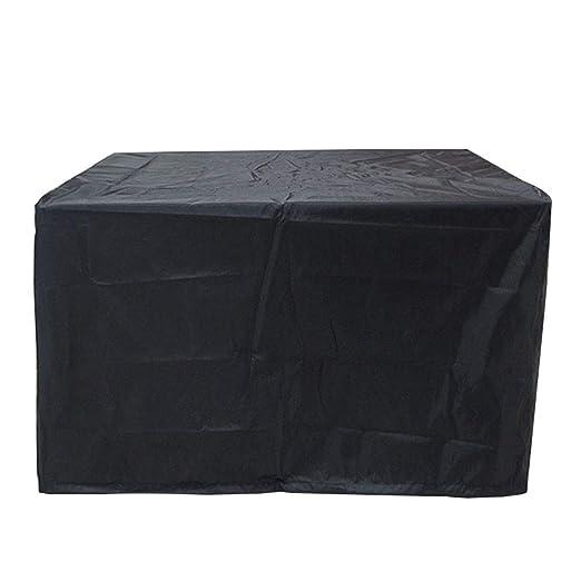 Covers Cubre Muebles de jardín Patio, Resistente al Agua, Juego de ...
