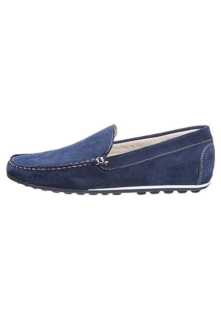 Para hombre Mocasines - blu zapatos de reloj para hombre protectores de calcetines para pantallas planas o espacios | Carcasa One: Amazon.es: Zapatos y ...