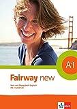 Fairway new A1: Kurs- und Übungsbuch + 2 Audio-CDs