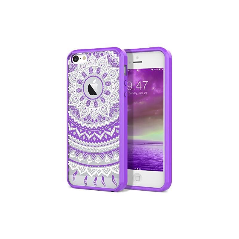 iPhone 5 5S Case, iPhone SE Case, SmartL