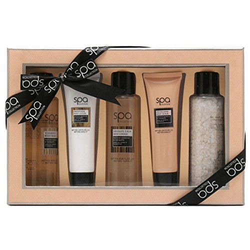 - Style & Grace Spa Tranquil Bath and Body Treats Gift Set 60ml Smoothing B/Lotion + 60ml Revitalising