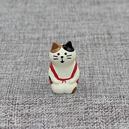 Viet SC Gtin - Figura Decorativa de Gato de Resina Japonesa en ...