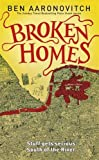 """Broken Homes (Peter Grant, #4)"" av Ben Aaronovitch"