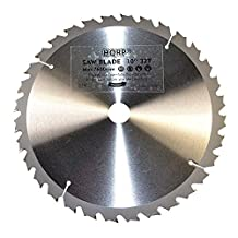 HQRP 10-Inch 32-Tooth General Purpose Saw Blade for Miter Saw, Table Saw 1-Inch Arbor + HQRP Coaster