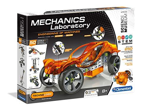Clementoni 61318 Science Museum-Mechanics Laboratory Toy