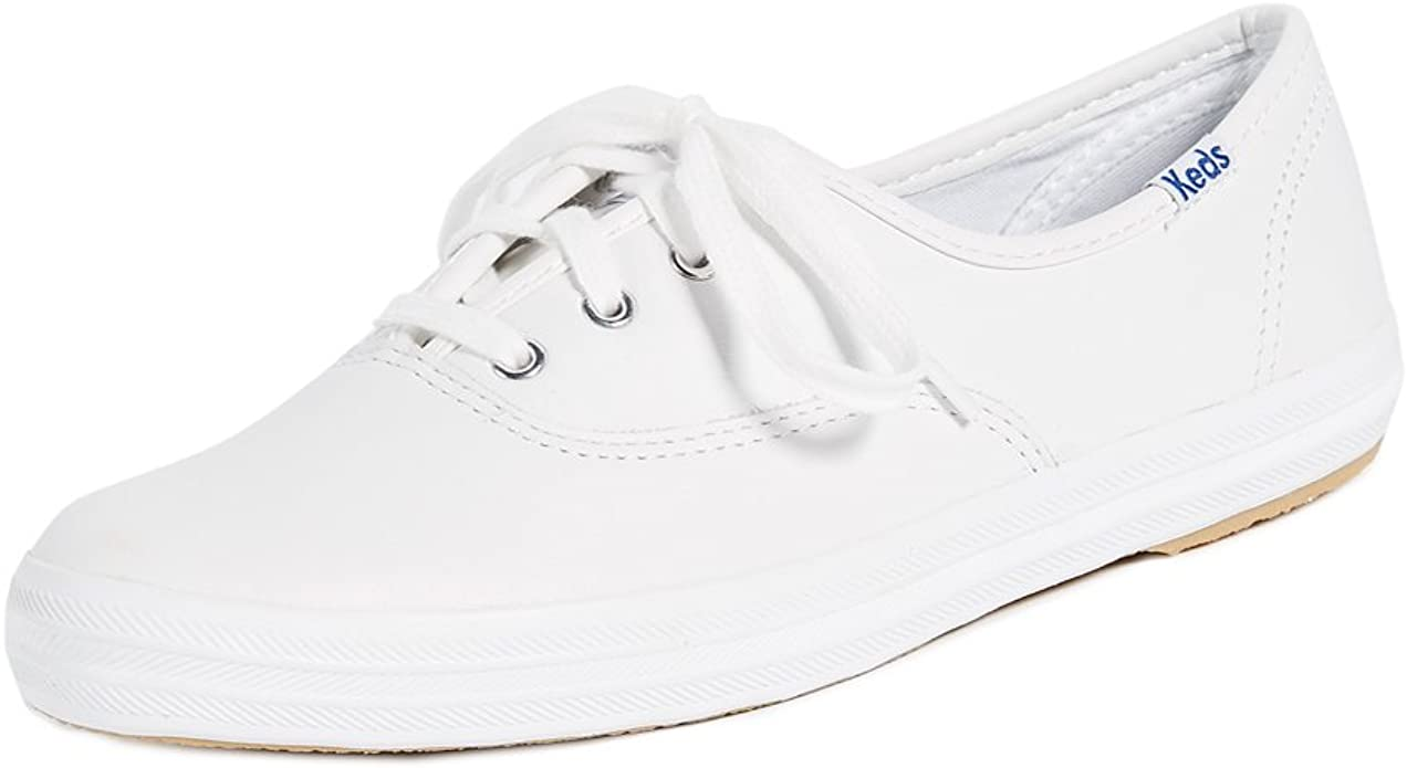keds women's leather sneakers