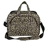 Travelon Cosmetic Organizer/Travel Case, Leopard, One Size
