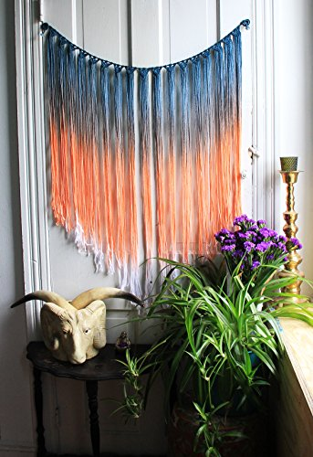 SM-Macrame Wall Hanging - woven wall art