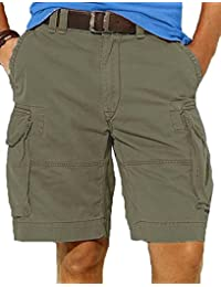 Polo Ralph Lauren Refined Leisure Breathable Navy Beach Shorts