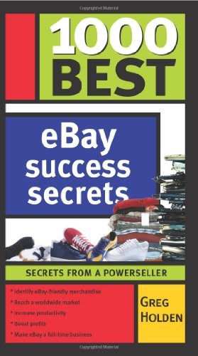 1000 best ebay success secrets - 1