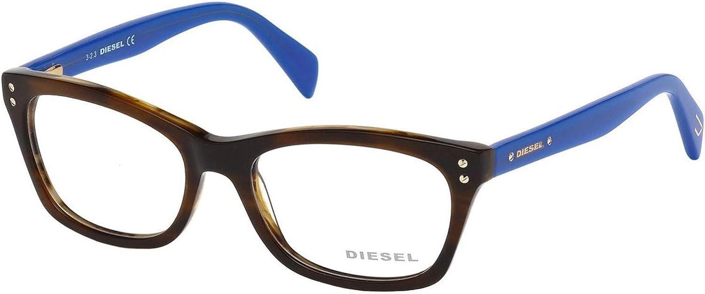 Eyeglasses Diesel DL 5073-1 050 Dark Havana//Other