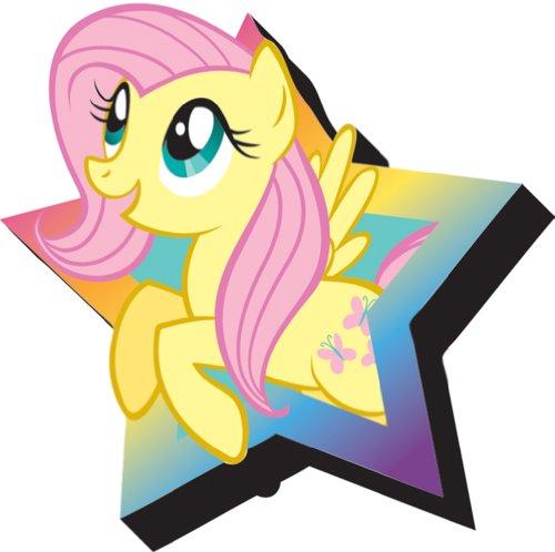 Aquarius My Little Pony Fluttershy Magnet ()