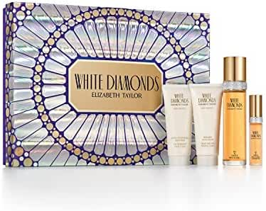 Elizabeth Taylor White Diamonds Gift Set, 9.9 Fluid Ounce