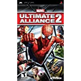 Marvel Ultimate Alliance 2 - PlayStation Portable Standard Edition
