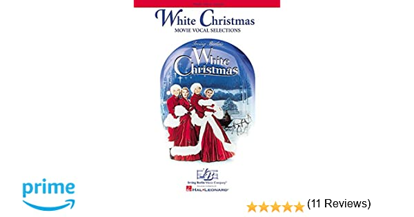 Workbook christmas kids worksheets : White Christmas: Movie Vocal Selections (Piano/Vocal/Guitar ...