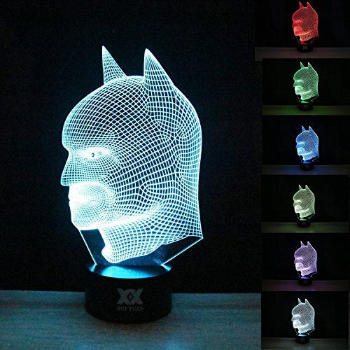 Batman Bedroom Decorative Change Decoration product image
