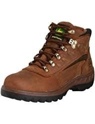 John Deere Mens Poplar WCT 5 NC Waterproof Lace Boot