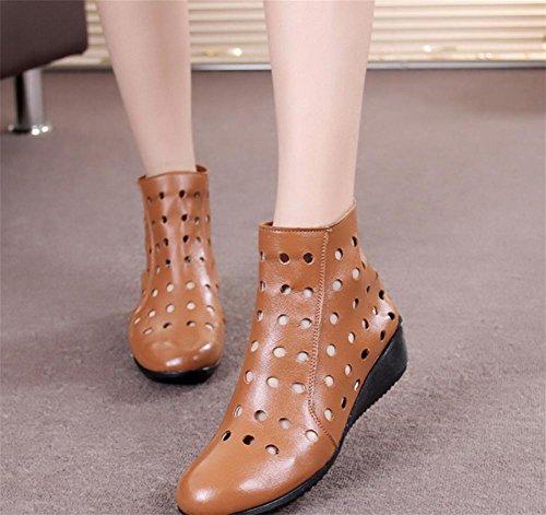 creuses dames d'¨¦t¨¦ avec chaussures 1 de pour et pengweiPente sandales printemps qzOYnp
