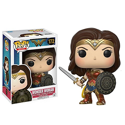 POP! Vinilo - DC Wonder Woman Wonder Woman